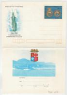 BIGLIETTO  POSTALE    1°  CENTENARIO   DEI   SOMMERGIBILI   ITALIANI           (NUOV0) - 6. 1946-.. Repubblica