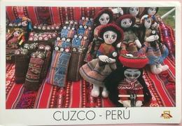 (2768) Peru - Cuzco - Artesanias Cuzquenas - Pérou