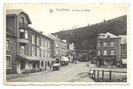 Trois-Ponts   *   La Place Du Marché - Trois-Ponts