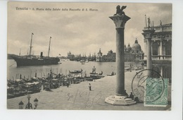 ITALIE - VENEZIA - S. Maria Della Salute Dalla Piazzetta Di S. Marco - Venezia