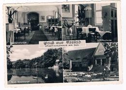 D-10359   KREFELD : Stadtwaldhaus Am See - Krefeld