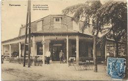 """Tervuren  *   Café Restaurant """"Au Petit Moulin"""" (près Du Musée) - Tervuren"""