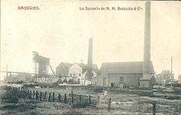 AMOUGIES La Sucrerie De M.M. Battaille & Cie. - Mont-de-l'Enclus