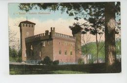 ITALIE - TORINO - Castello Medioevale - Castello Del Valentino