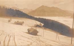 CPA Suisse, HALTENEGG, Near Thoune, Carte Photo, 1922 - BE Berne