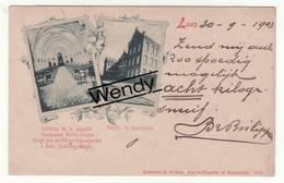 Looz (façade Du Pensionnat 1903) - Borgloon