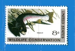 (Us2) USA °- 1971 - Conservation De La NATURE . Yvert . 927  USED. - Stati Uniti