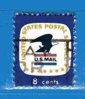 (Us2) USA °- 1971 - AIGLE . Yvert . 925  USED. - Stati Uniti
