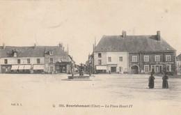 Henrichemont/18/ La Place Henri IV/ Réf:fm1279 - Henrichemont