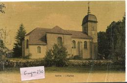 SAÖNE L'Eglise ( Toilée) - France