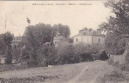 MEILLAC : Rare - Timbre Arraché Au Dos (préjudice Limité). - France