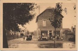 50 CARTERET Angle De La Rue De La Gare Et Route Du Cap - Carteret