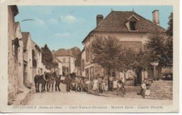 95 EPIAIS-RHUS  Café-Tabac-Epicerie - Maison Edon - France