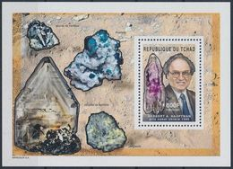 Congo 2004 Minerals Minéraux Herbert Hauptman MNH - Minéraux
