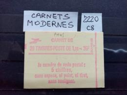 France.Carnet Moderne. Liberté De Delacroix. N°2220 C-8. NEUF SANS Traces De Charnières. Côte YT 2020 : 22,00 € - Usage Courant