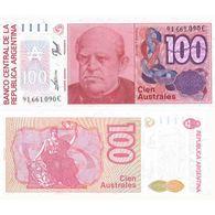 Argentina - 100 Australes 1985 - 90 UNC - Argentina