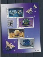 Thailande 2002 Minerals Minéraux  MNH - Minéraux