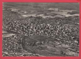 CPA-AFRIQUE Du SUD _JOHANNESBURG - Ann.40 - Vue Aérienne * Oblitération 1949 * 2 SCANS *** - Sud Africa