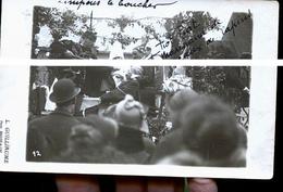 SEBONCOURT CAVALCADE  PHOTO CARTE - Francia