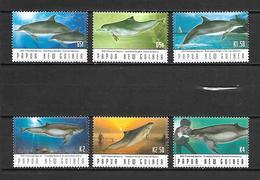Papua New Guinea 2003 Animals - Dolphins MNH - Papua-Neuguinea