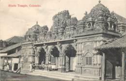 Inde - Skri Lanka - Ceylon - Colombo - Hindu Temple - Sri Lanka (Ceylon)