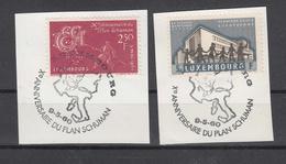 1960    N° 578-579    OBLITERES    CATALOGUE YVERT&TELLIER - Usati