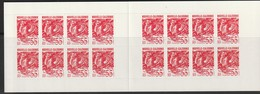 NOUVELLE CALEDONIE - 1993 - CARNET N° C639 ** Le Cagou :55f Rouge Adhésif - Booklets