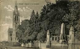 CPA - Belgique - Arlon - Avenue J.-B. Nothomb - Arlon