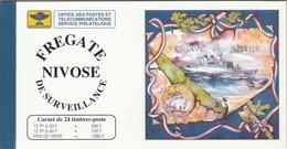 """NOUVELLE CALEDONIE - 1994 - CARNET N° C668 ** La Frégate """"Nivose"""" - Booklets"""