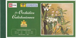 NOUVELLE CALEDONIE - 1996 - CARNET N° C714 ** Les Orchidées - Booklets