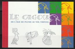 NOUVELLE CALEDONIE - 2003 - CARNET N° C903 ** Centenaire Du 1er Cagou - Booklets