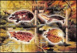 2105/ Bloc Neuf ** MNH Tirage Privé Vignette Tortue Turtle - Turtles