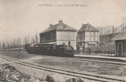 CARTE POSTALE  Gare De LA MURE 38 - La Mure
