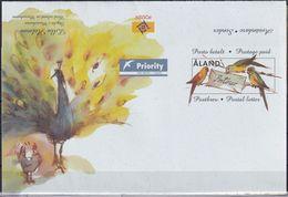 ALAND 1998 Brief Ganzsache Aerogramme Ungelaufen - Ålandinseln