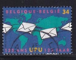 Belgium 1999, Minr 2866 Vfu - Oblitérés