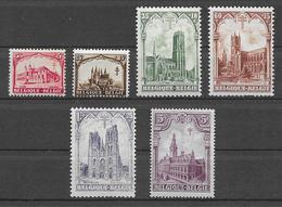 OBP267/72 'Kathedralen', Postfris** - Unused Stamps