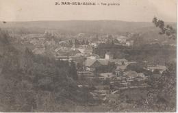 BAR SUR SEINE    Vue Générale - Bar-sur-Seine