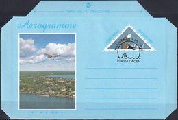 ALAND 1996 Brief Ganzsache Aerogramme EST - Ålandinseln