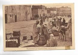 ALGERIE - TOUGGOURT - Préparatifs De Départ D' Une Caravane - Algeria