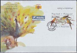 ALAND 1998 Brief Ganzsache Aerogramme EST - Ålandinseln