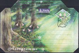 ALAND 1999 Brief Ganzsache Aerogramme EST - Ålandinseln