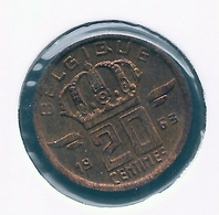20 Cent 1963 Frans * BOUDEWIJN * Nr 2 - 01. 20 Centimes