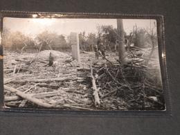 WURSELEN - DECOMBRES DE LA VILLE EN 1945 - PHOTO/CARTE ATELIER MERX WURSELEN - Wuerselen