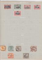 Kleine Verzameling Belgisch Congo / Belge 1910 - 1927 - Congo Belge