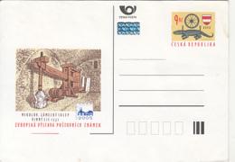 BRNO PHILATELIC EXHIBITION, PC STATIONERY, ENTIER POSTAL, 2005, CZECH REPUBLIC - Postwaardestukken