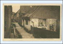 U5561/ Helgoland Einsame Fischerstraße  Schensky AK Ca.1912 - Helgoland