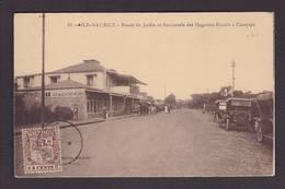 CPA Ile Maurice Mauritius Afrique Noire Circulé Curepipe - Mauritius
