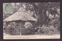 CPA Ile Maurice Mauritius Afrique Noire Circulé Pamplemousse - Mauritius
