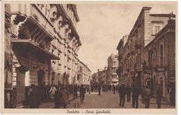 CARTOLINA - BARLETTA - CORSO GARIBALDI - Barletta