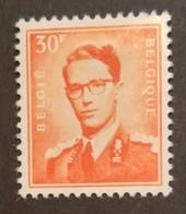 België/Belgium - Nr. 1134X (postfris Met Plakker) - Nuovi